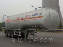 CIMC Lingyu CLY9404GRYA flammable liquid tank trailer