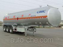 CIMC Lingyu CLY9404GRYD flammable liquid tank trailer
