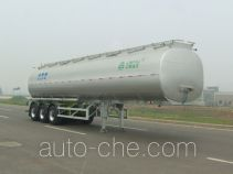 CIMC Lingyu CLY9404GSYA aluminium cooking oil trailer