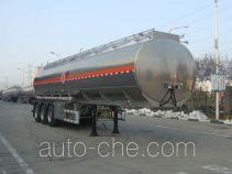 CIMC Lingyu CLY9405GYYC aluminium oil tank trailer