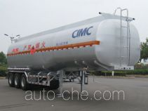 CIMC Lingyu CLY9406GRY flammable liquid tank trailer