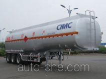 CIMC Lingyu CLY9406GRYC flammable liquid tank trailer
