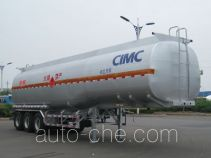 CIMC Lingyu CLY9406GRYD flammable liquid tank trailer