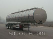 CIMC Lingyu CLY9406GSYA aluminium cooking oil trailer