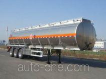 CIMC Lingyu CLY9407GYY aluminium oil tank trailer