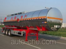 CIMC Lingyu CLY9408GRYA flammable liquid tank trailer