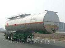 CIMC Lingyu CLY9408GRYB flammable liquid tank trailer