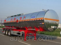 CIMC Lingyu CLY9408GRYC flammable liquid tank trailer