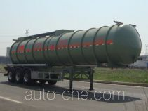 CIMC Lingyu CLY9408GRYF flammable liquid tank trailer