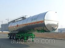 CIMC Lingyu CLY9408GRYM flammable liquid tank trailer