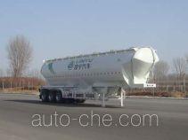凌宇牌CLY9409GFLB型低密度粉粒物料运输半挂车