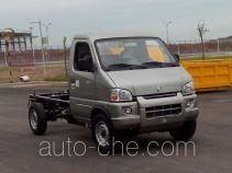 CNJ Nanjun CNJ1020RD30NGV light truck chassis