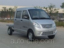 CNJ Nanjun CNJ1021SSA30V light truck chassis