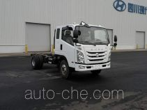 CNJ Nanjun CNJ1080ZDB33V truck chassis
