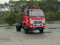 南骏牌CNJ1160FPB37M型载货汽车底盘