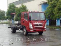 南骏牌CNJ2040ZDB33M型越野载货汽车底盘