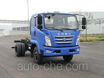 南骏牌CNJ2040ZPB33M型越野自卸汽车底盘