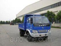 南骏牌CNJ3030ZFP33M型自卸汽车
