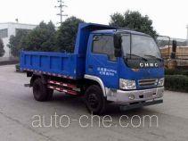 南骏牌CNJ3040ZED28M型自卸汽车