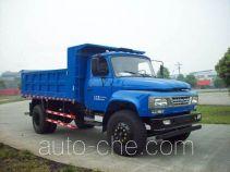 南骏牌CNJ3100LD42M型自卸汽车