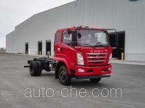 CNJ Nanjun CNJ3100ZPB33V dump truck chassis
