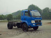 CNJ Nanjun CNJ3120ZFP34M dump truck chassis