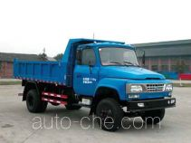 南骏牌CNJ3120ZLD42M型自卸汽车