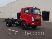 CNJ Nanjun CNJ3120ZPB37V dump truck chassis