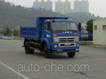 南骏牌CNJ3140GPA37M型自卸汽车