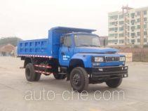 南骏牌CNJ3140ZMD44B型自卸汽车