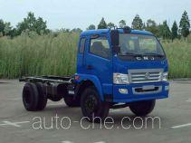 CNJ Nanjun CNJ3160ZGP37M dump truck chassis