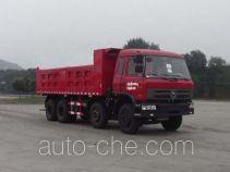 南骏牌CNJ3300ZHP61M型自卸汽车