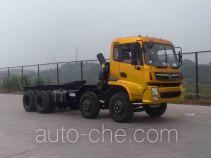 CNJ Nanjun CNJ3300ZRPA63M dump truck chassis