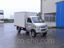 南骏牌CNJ5020XXYRD28M1型厢式运输车