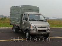 南骏牌CNJ5020CCYRD30SV型仓栅式运输车
