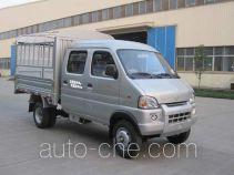 南骏牌CNJ5030CCYRS33MC型仓栅式运输车