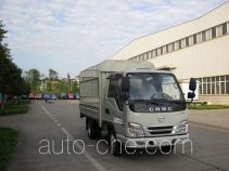 CNJ Nanjun CNJ5030CCYWDA26M грузовик с решетчатым тент-каркасом