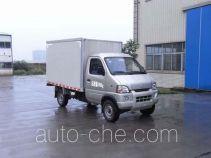 南骏牌CNJ5030XXYRD28M型厢式运输车