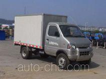 南骏牌CNJ5030XXYRD28MS型厢式运输车
