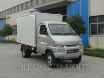 南骏牌CNJ5030XXYRD30MC型厢式运输车