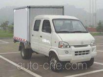 南骏牌CNJ5030XXYRS28MS型厢式运输车