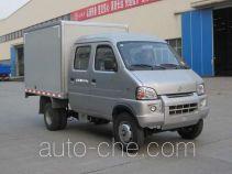 南骏牌CNJ5030XXYRS33MC型厢式运输车