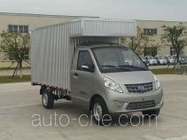 南骏牌CNJ5030XXYSDA30V型厢式运输车