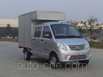 南骏牌CNJ5030XXYSSA30V型厢式运输车