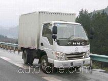 南骏牌CNJ5030XXYWDA26M型厢式运输车