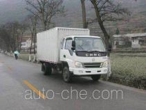 南骏牌CNJ5030XXYWPA26M型厢式运输车