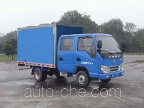 南骏牌CNJ5030XXYWSA28M型厢式运输车