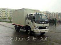 CNJ Nanjun CNJ5030XXYZP33M box van truck