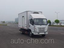 南骏牌CNJ5040XLCZDB33M型冷藏车