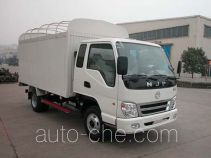 CNJ Nanjun soft top box van truck